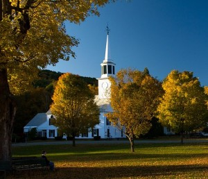 townshend VT church